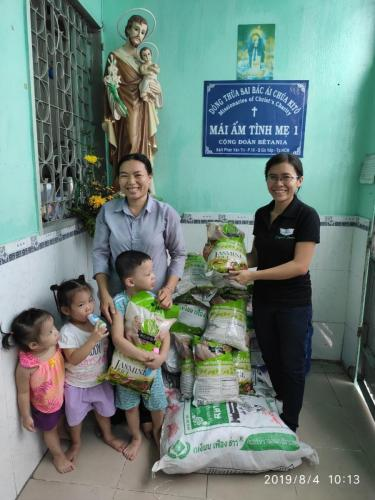 Nature Harvest Charity 4233